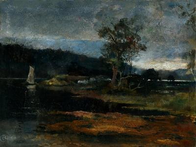 Low Tide, Hawkesbury River, 1887