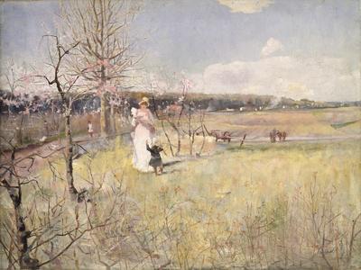 Springtime, 1888