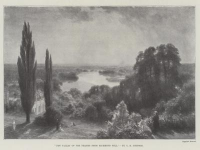 The Valley of the Thames from Richmond Hill
