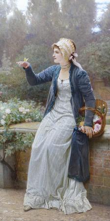 Ephemeral Joy by Charles Edward Perugini