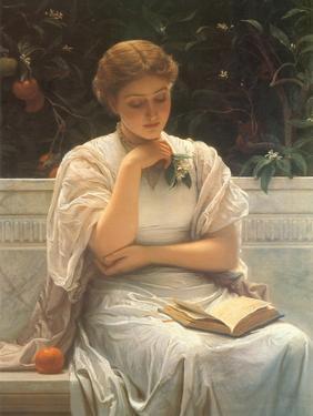 Orangery by Charles Edward Perugini