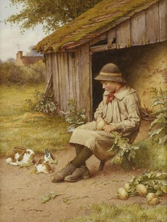 His Last Investment by Charles Edward Wilson