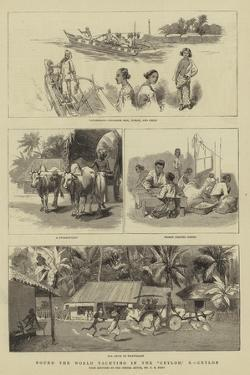 Round the World Yachting in the Ceylon, X, Ceylon by Charles Edwin Fripp