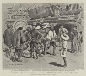 The Seamy Side of Victory, Japanese Coolies in Osaka after the War by Charles Edwin Fripp