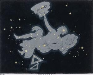 The Constellation of Andromeda by Charles F. Bunt