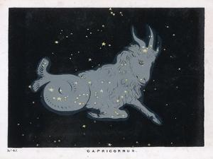 The Constellation of Capricorn by Charles F. Bunt