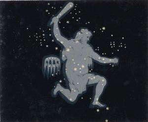 The Constellation of Hercules by Charles F. Bunt