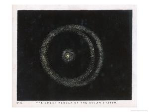 The Great Nebula of the Solar System by Charles F. Bunt