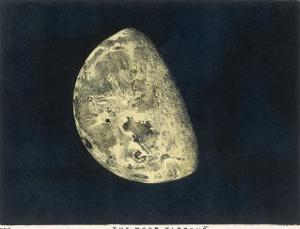 The Moon Gibbous, in a Decreasing State by Charles F. Bunt