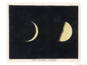 Two Views of Venus by Charles F. Bunt