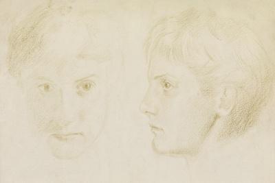 Edward Robert Hughes, Aged 16, 1867