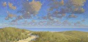 Atlantic Vista by Charles Fenner Ball