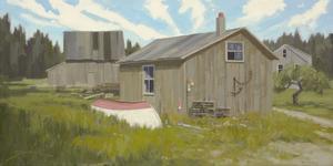 Fisherman's Yard by Charles Fenner Ball