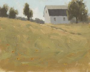 High Meadow Farm by Charles Fenner Ball