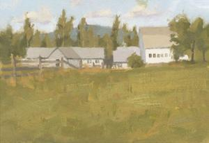 Valley View Farm by Charles Fenner Ball