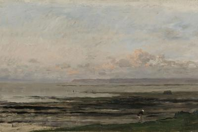 Beach at Ebb Tide