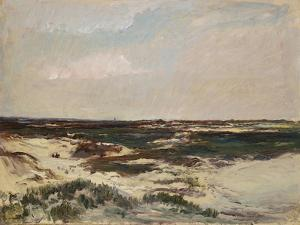The Dunes at Camiers, 1871 by Charles Francois Daubigny