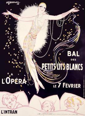 Bal des Petits Lits Blancs by Charles Gesmar
