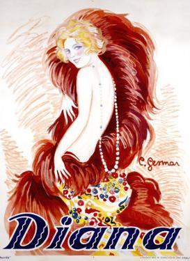 Diana by Charles Gesmar