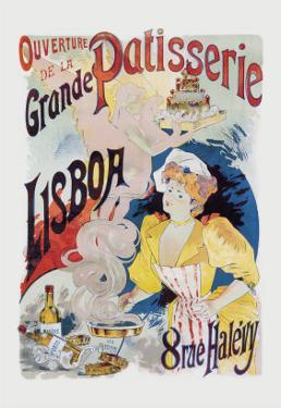 Grande Patisserie Lisboa by Charles Gesmar