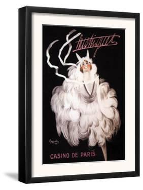 Mistinguett: Casino de Paris by Charles Gesmar