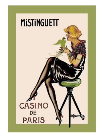Mistinguett, Casino de Paris