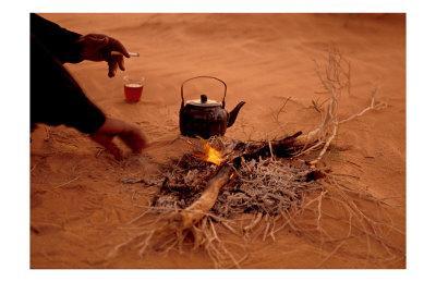 Bedouin Desert Breakfast, Jordon-Wadirum