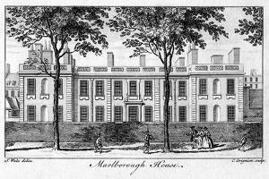 Marlborough House, London by Charles Grignion