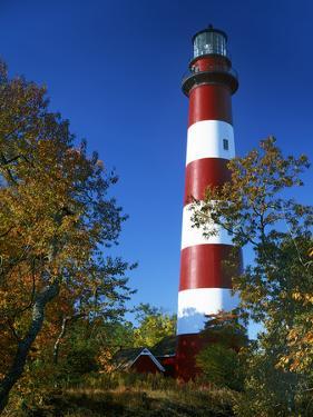Assateague Lighthouse, Assateague Island, Virginia, USA by Charles Gurche