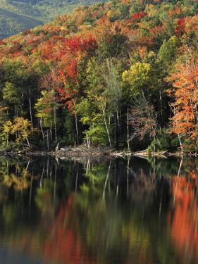 Autumn, Heart Lake, New York, USA by Charles Gurche