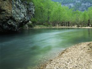 Buffalo National River, Arkansas, USA by Charles Gurche
