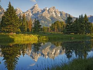 Grand Teton National Park, Wyoming, USA by Charles Gurche