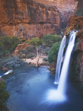 Havasu Falls, Grand Canyon, Arizona, USA by Charles Gurche