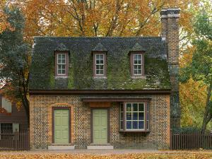Home, Williamsburg, Virginia, USA by Charles Gurche