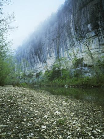 Roark Bluff, Buffalo National River, Arkansas, USA