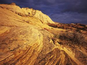 Sandstone, Grand Staircase-Escalante National Monument, Utah, USA by Charles Gurche