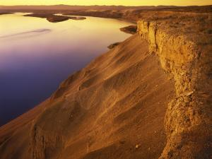 The Columbia River, Hanford Reach National Monument, Washington, USA by Charles Gurche