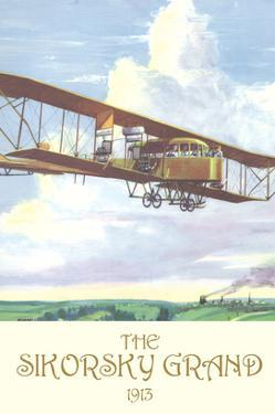 The Sikorsky Grand, 1913 by Charles H. Hubbell
