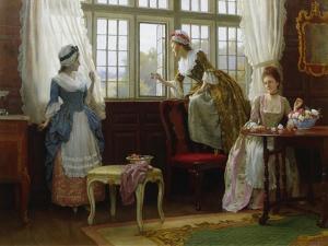 Fair Deceivers by Charles Haigh-Wood