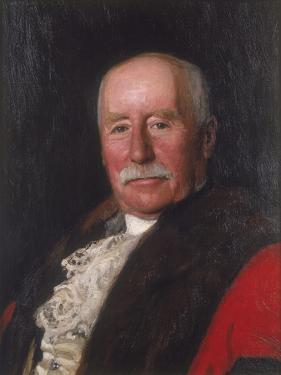 Sir Frederick Prat Alliston, C1908 by Charles Haigh Wood