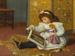 Storytime by Charles Haigh-Wood