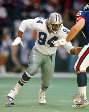 Charles Haley Action