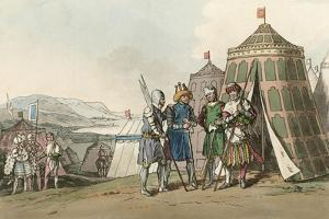 15th Century Soldiers by Charles Hamilton Smith