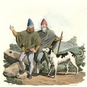 Ancient Irish Judges by Charles Hamilton Smith