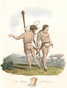 Ancient Scots by Charles Hamilton Smith