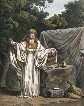 Arch Druid by Charles Hamilton Smith