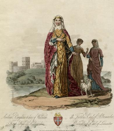 Avelina, Countess, Chs