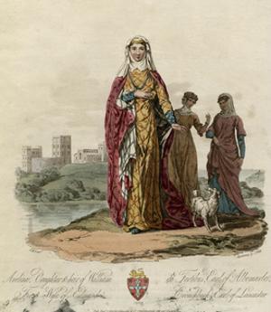 Avelina, Lancaster, Hill by Charles Hamilton Smith