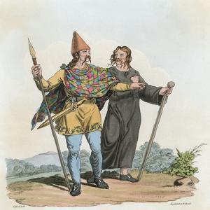 Belgic Britons Bc by Charles Hamilton Smith