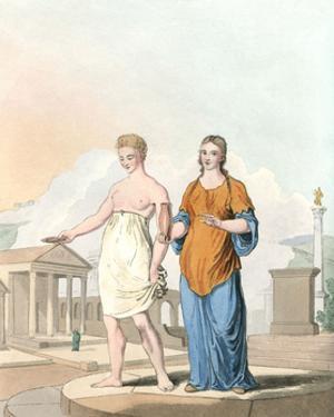 British Priestesses by Charles Hamilton Smith
